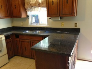 Tan Brown Countertop in Toronto